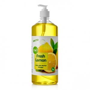 Купить в СПб Эфсто для мытья посуды, Лимон