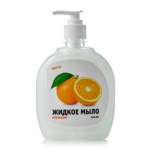Купить в СПб Эфсто жидкое мыло для рук, Апельсин