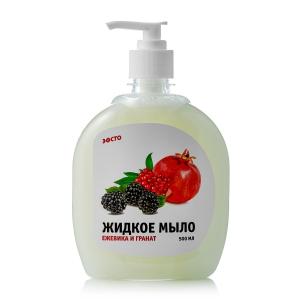 Купить в СПб Эфсто жидкое мыло для рук, Ежевика и гранат