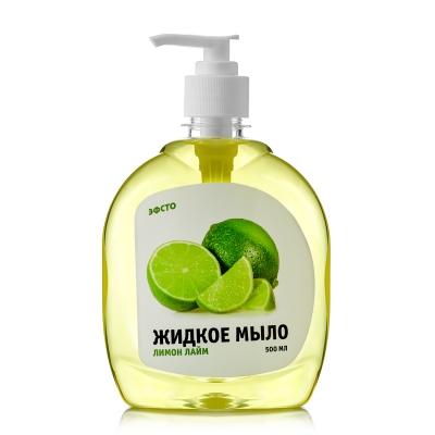 Купить в СПб Эфсто жидкое мыло для рук, Лайм-лимон